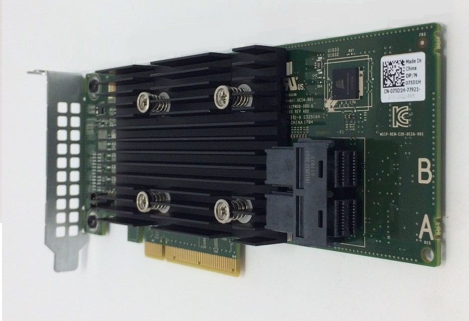 Details about Dell PowerEdge RAID Controller H330 Adapter (Low Profile)