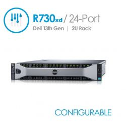 Dell PowerEdge R730xd 12-Port (Configurable)