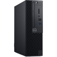 Dell OptiPlex 3070 Small Form Factor - Intel i5 4.40GHz/ 8 GB / 256GB SSD/ Windows 10 Pro