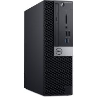 Dell OptiPlex 5070 Small Form Factor - Intel i7 4.6GHz/ 16GB/ 256GB HDD/ Windows 10 Pro