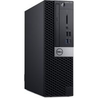 Dell OptiPlex 7070 Small Form Factor - Intel i5 4.40GHz/ 8GB/ 256GB SSD/ Win 10 Pro