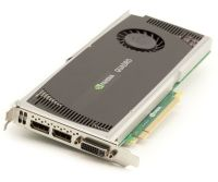 NVidia Quadro 4000 2GB Video Card – Dell 38XNM 6WTYT