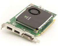 NVidia Quadro FX580 512MB Video Card (DVI, Dual Display) – Dell R784K