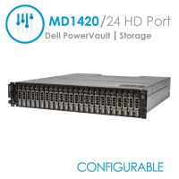 Dell PowerVault MD1420 24-Port (Configurable)