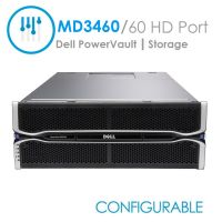 Dell PowerVault MD3460 60-Port (Configurable)