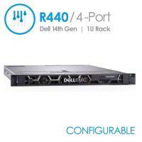 Dell PowerEdge R440 4-Port 3.5