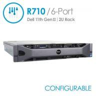 PowerEdge R710 Gen II 6-Port (Configurable)