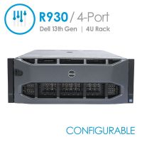 Dell PowerEdge R930 4-Port, 4x CPU with 1 Years STI Warranty (Configurable)