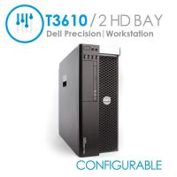 Dell Precision T3610 Tower Workstation w/ 685W Power Supply (Configurable)