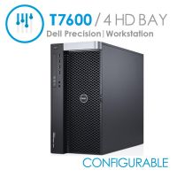 Dell Precision T7600 Tower Workstation 2x CPU 16x DIMMS (Configurable)