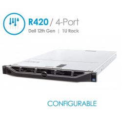 Dell PowerEdge R420 4-Port 3.5