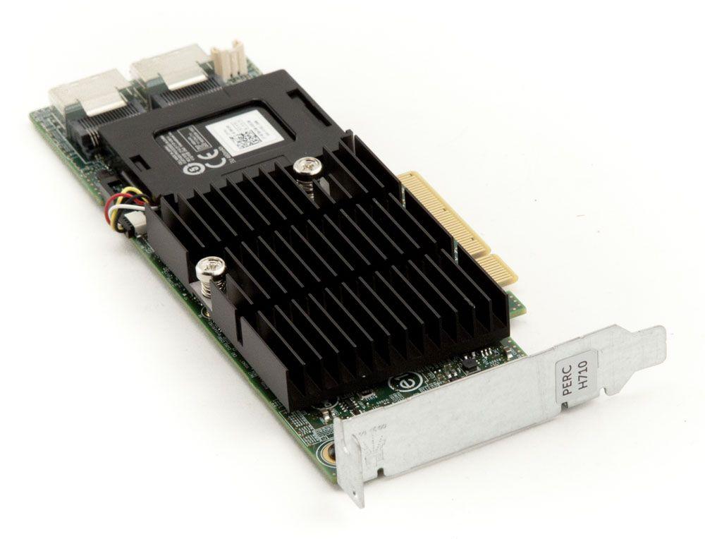 Dell JJ8XD PERC H710P Integrated RAID Adapter w/1GB NV Cache