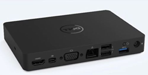 Dell WD15 USB-C-DOCK-with Dell 180 W charger, Monitor Dock 4K