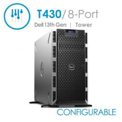 Dell PowerEdge T430 8-Port Desktop Tower Server (Configurable)