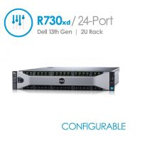 Dell PowerEdge R730xd 24-Port (Configurable)