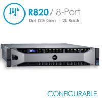 Dell PowerEdge R820 8-Port (Configurable)