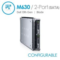 Dell PowerEdge M630 Blade Server - SATA (Configurable)