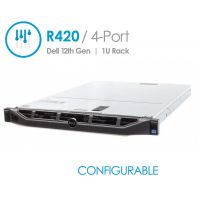 Dell PowerEdge R420 4-Port 3.5