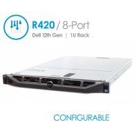 Dell PowerEdge R420 8-Port 2.5