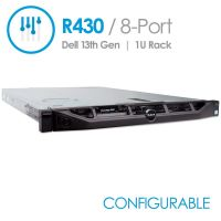 Dell PowerEdge R430 8-Port (Configurable)