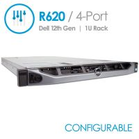 Dell PowerEdge R620 4-Port 2 PCIe (Configurable)