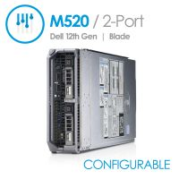 Dell PowerEdge M520 SAS Blade Server (Configurable)