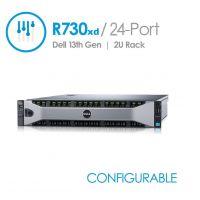 Dell PowerEdge R730xd 24-Port (Configurable)