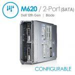 Dell PowerEdge M620 SATA Blade Server (Configurable)