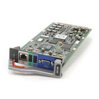 Dell K036D / YT105 PowerEdge M1000E KVM For Enclosure
