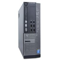 Dell OptiPlex 9020 Small Form Factor - i5 3.3GHz / 16GB RAM / 256GB SSD / WIN 10P