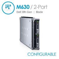 Dell PowerEdge M630 Blade Server - SAS (Configurable)
