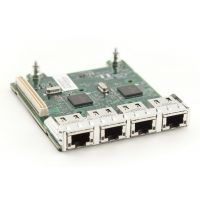 Broadcom 5720 Quad Port 1Gb Ethernet Network Daughter Card- Dell FM487