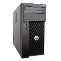 Dell Precision T1650 Workstation - Quad-Core 3.3GHz/ 4GB/ 2x 250GB HD