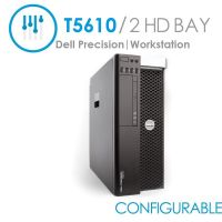 Dell Precision T5610 Tower Workstation 2x CPU 8x DIMMS (Configurable)