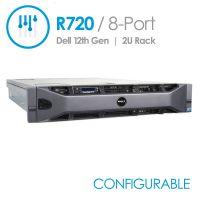 Dell PowerEdge R720 8-Port (Configurable)