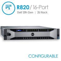 Dell PowerEdge R820 16-Port (Configurable)