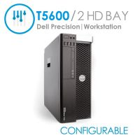 Dell Precision T5600 Tower Workstation w/ 2 Heatsinks (Configurable)