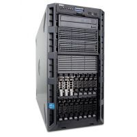 Dell PowerEdge T630 - 2x 8-Core E5-2630 V3 (2.40GHz, 20M, 8.0GT/s) 16GB / 5x 300GB 15K RPM HDD