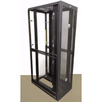 Dell PowerEdge 4210 Full Enclosure 42U Pre-Owned Rack w/ Front Door (NO Sides)