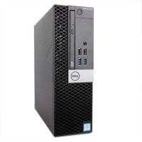 Dell OptiPlex 7050 Small Form Factor - Intel i7 4.0GHz/ 8GB/ 500GB HDD