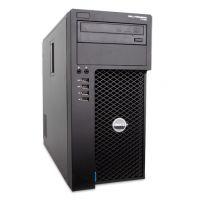 Dell Precision T1650 Workstation - Quad-Core 3.1GHz/ 16GB/ 2x 500GB HD