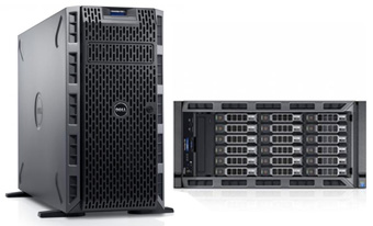Dell PowerEdge T630 Servers