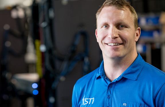 STI Account Executive David Jansen