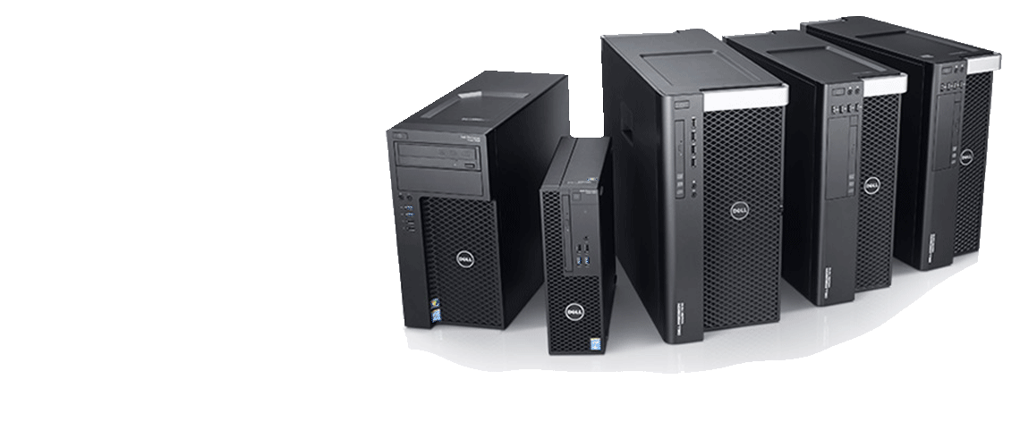Like-New, Certified Dell PowerEdge, PowerVault, EqualLogic: Used