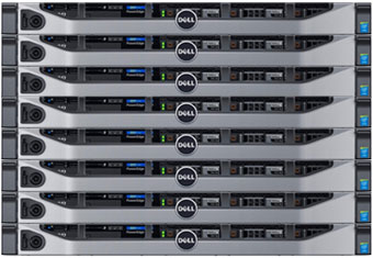 Dell PowerEdge R320 Servers